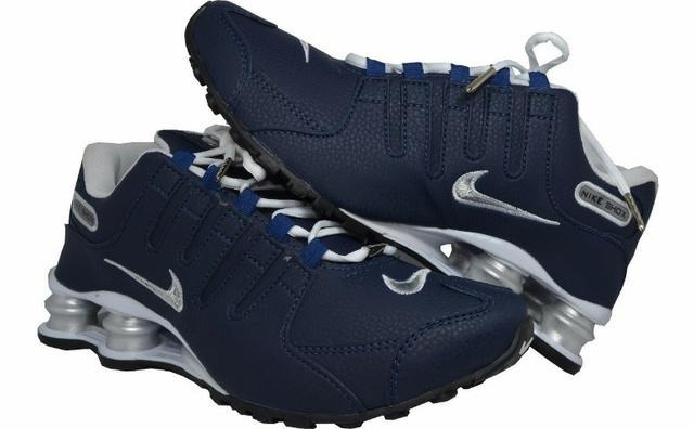the latest 97ea0 96bec tenis nike nz masculino foto original azul azul