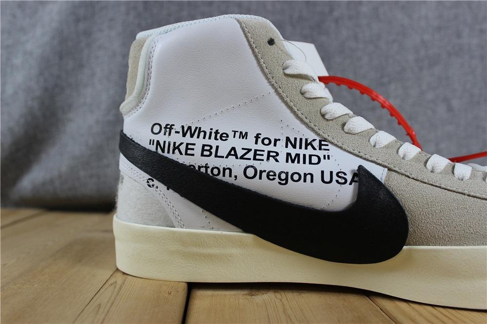 zapatos nike off white