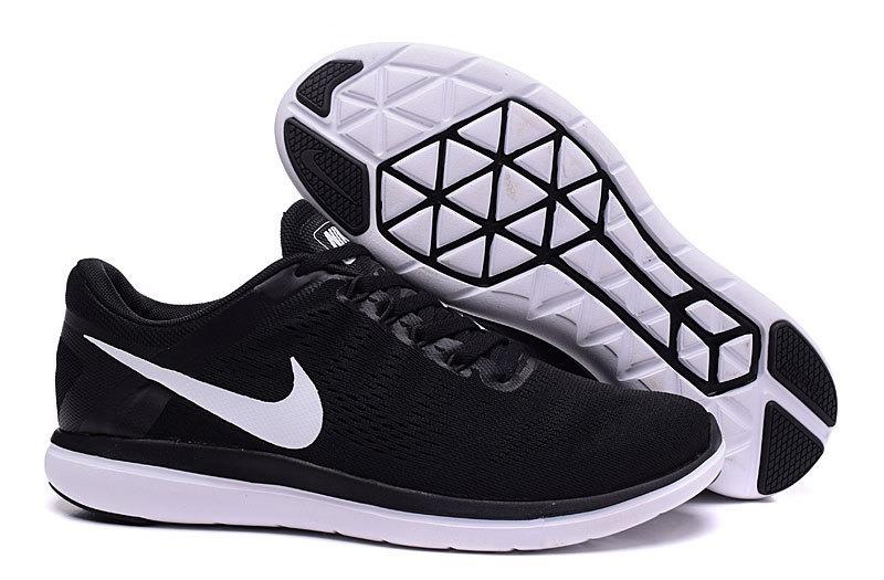 24f94ac049e tenis nike original flex blanco y negro 830369-001. Cargando zoom.