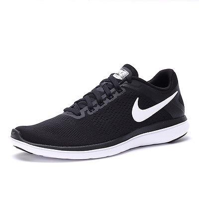 93ade89c1b0 Tenis Nike Original Flex Blanco Y Negro 830369-001 -   1