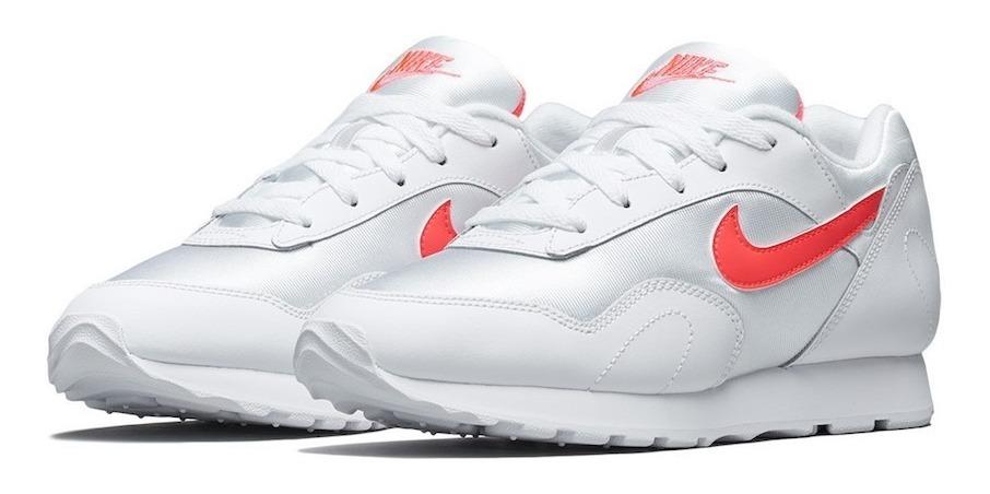 Tenis Nike Outburst Og Mujer Casual Retro Runner Clasico Md