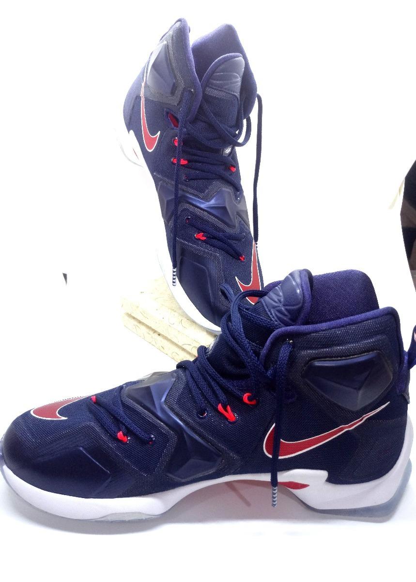 a2a908db86815 Tenis Nike Para Basket Lebron James 13 Usa -   2