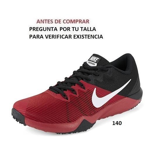 Tenis Nike Para Caballero Color Rojo negro Mod. 7060 -   1 5eeea10741c