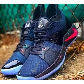 d23757d3df2e tenis nike pg2 paul george playstation basketball