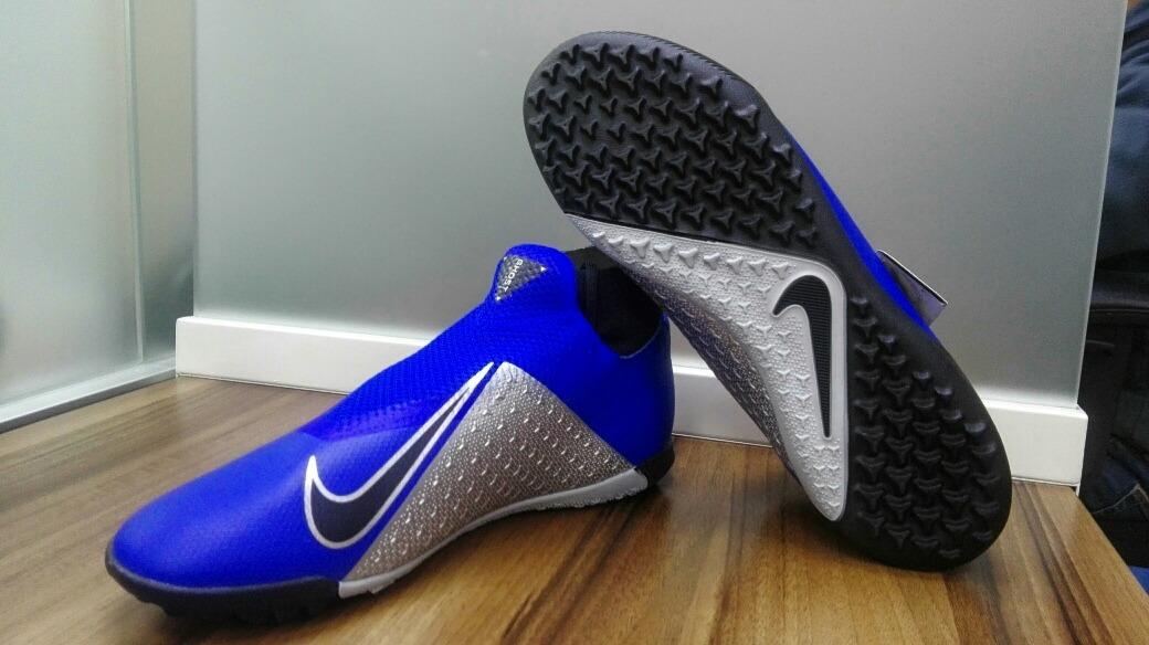 tenis nike phantom academy azul turf futbol 8 100% original. Cargando zoom. 07588456c0117
