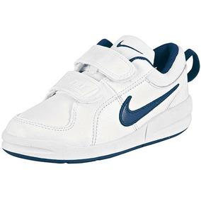 d4dc78f1e Tenis Nike Pico 4 (bpv) Blanco Tallas De  17 A  22 Niño