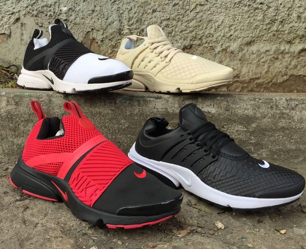 gran selección de 8143b 3cd7a Tenis Nike Presto Ultimate [ Sin Cordones ] 2k19