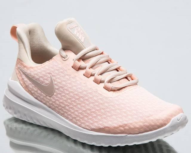 en pies imágenes de gama muy codiciada de paquete de moda y atractivo Tenis Nike Renew Rival | Mujer | Rosa Original Aa7411-601 ...