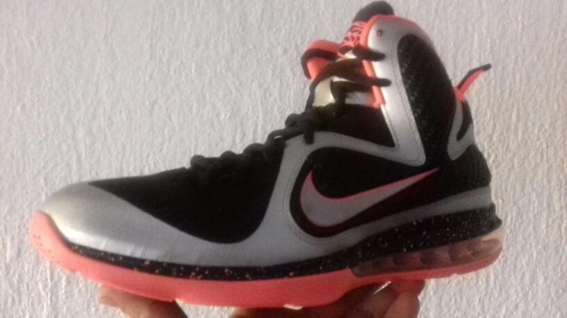 separation shoes 6216d 6707d ... lebron 9 bright mango 8.5mx jordan pippen. Cargando zoom.
