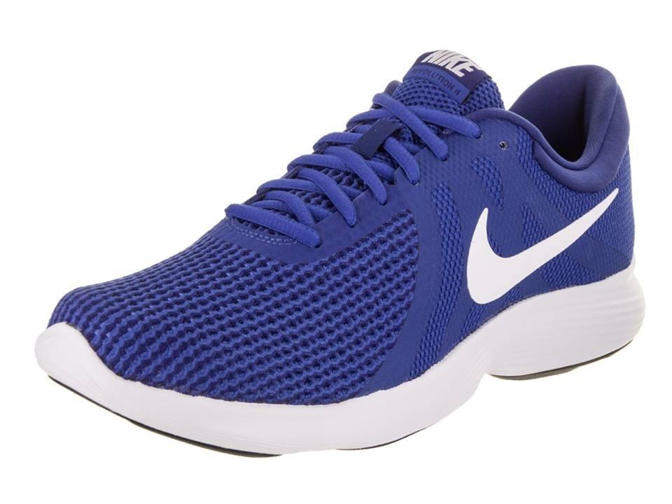 62caa672f7e60 tenis nike revolution 4 correr azul para hombre 908988-400. Cargando zoom.