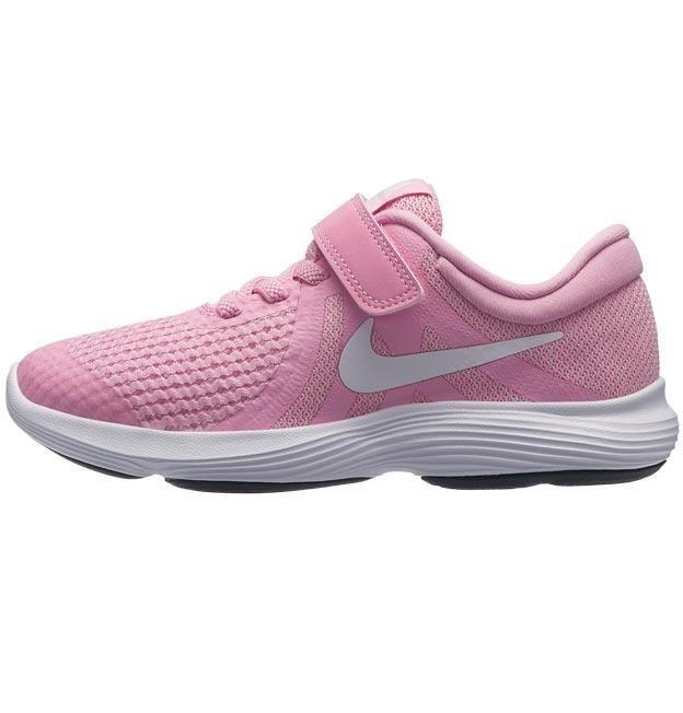 4d22ecaf42f66 Tenis Nike Revolution 4 Gpv 822440 Talla 16.5-22 Niña Ps ...