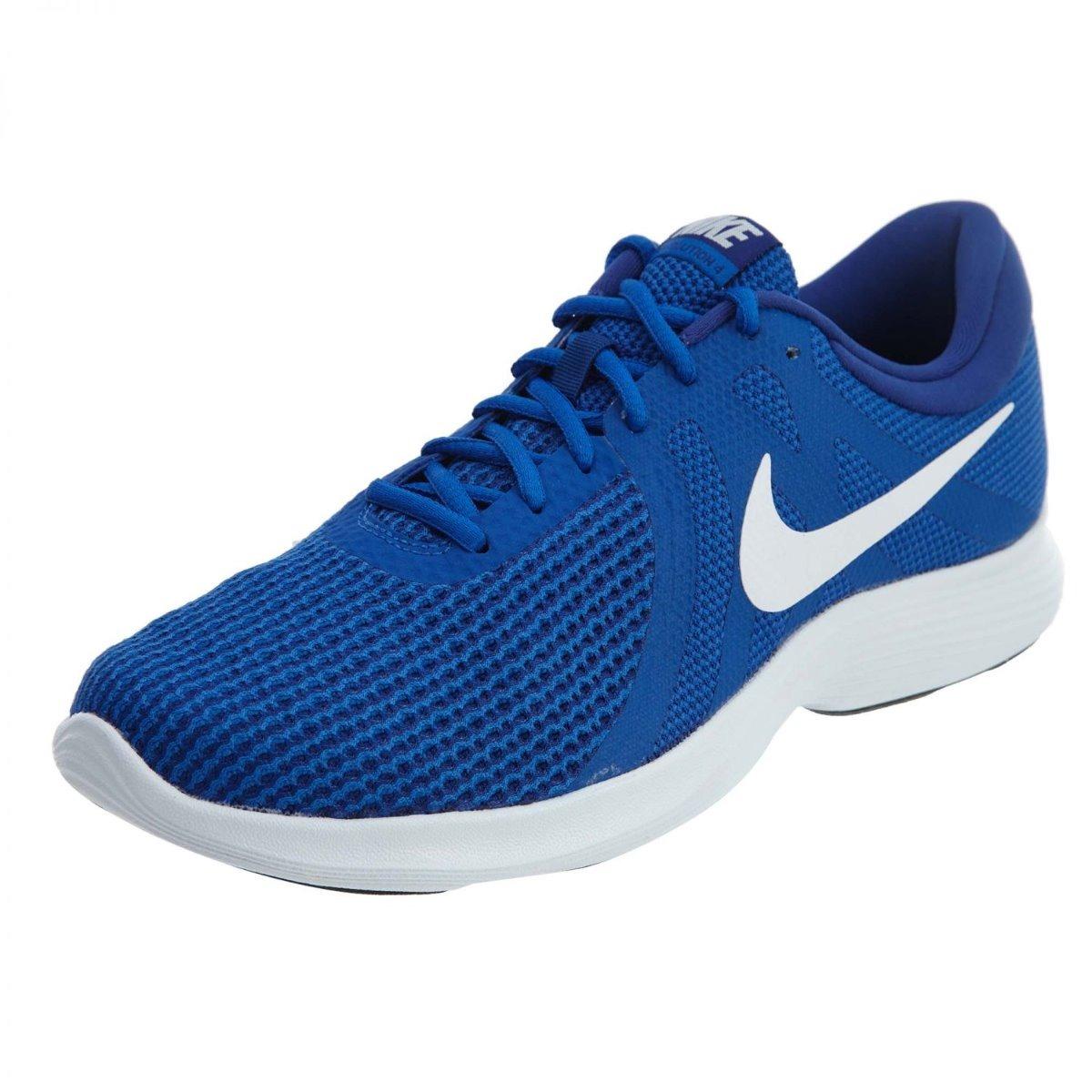 zapatos de separación 7ceca 092b4 Tenis Nike Revolution Azul Hombre Original 908988-400