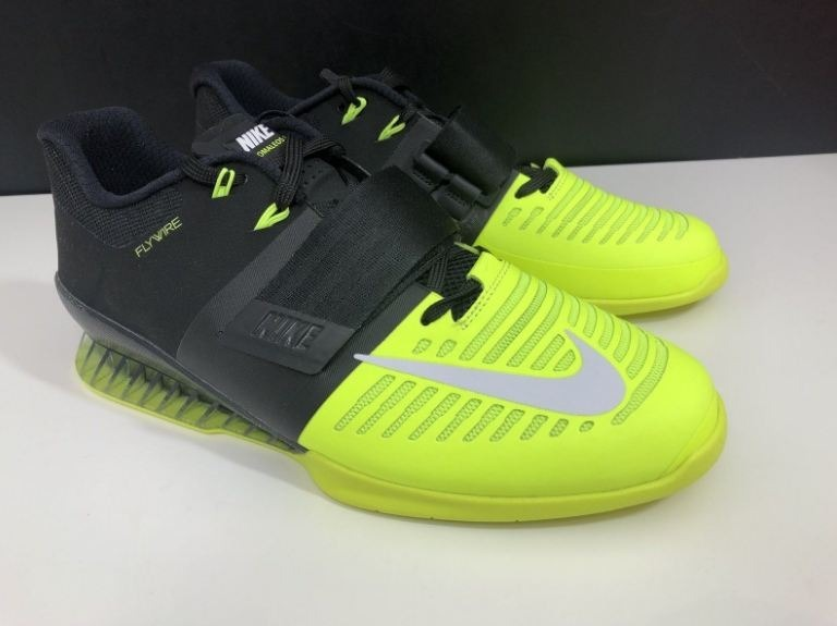 238165f2d0 Tenis Nike Romaleos 3 Lpo Crossfit - Pronta Entrega - R  1.230