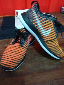 check-out e42b3 695f8 Rosh Preto Hookah Masculino Nike Flyknit - Nike com o ...