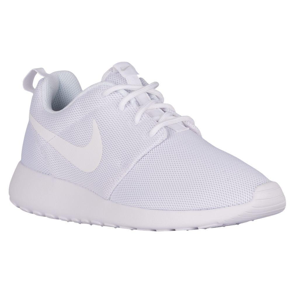 Nike Free  Womens Running Shoes Black White