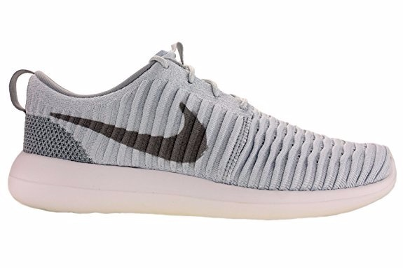 13c43899f7f63 Tenis Nike Roshe Two Flyknit Gris 9.5 Us -   5