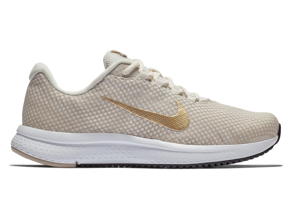 a674e4f88cf tenis nike mujer beige Tenis Nike Run All Day Para Mujer Color Beige  2652382 - $ 1,470.00 .