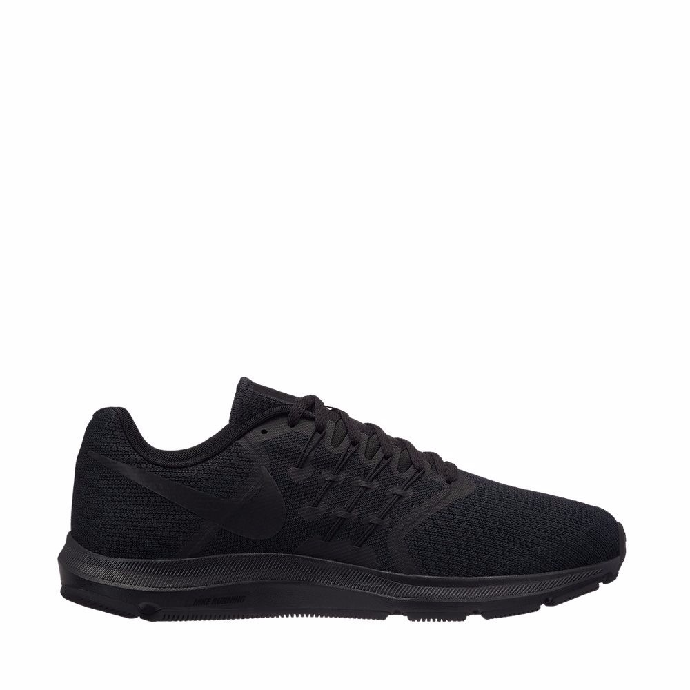3d631da105f94 tenis nike run swift de hombre. color negro. Cargando zoom.