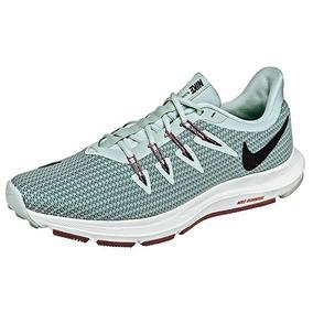 Tenis Nike Sneaker Quest Flywire Mujer Tex Gris 34298 Dtt