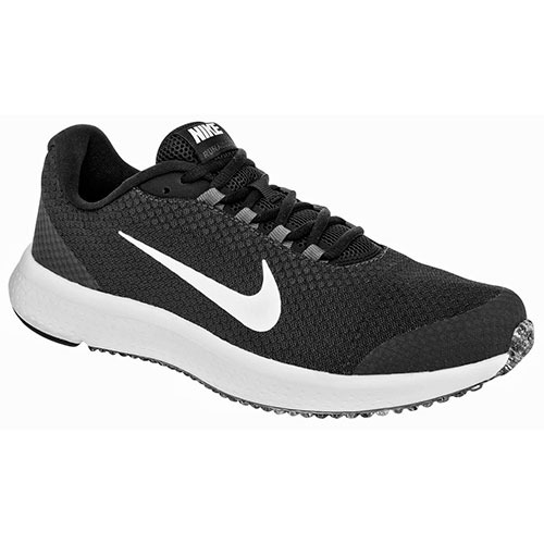 Tenis Nike Hombre Nike Run All Day Gris y Vino – Geared Media