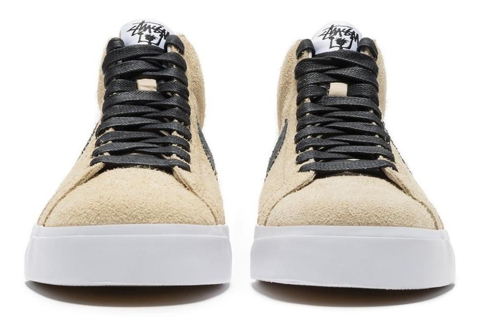 huge selection of 30061 370e6 Tenis Nike Sb Blazer Mid Stussy Lance Mountain 42 Skate
