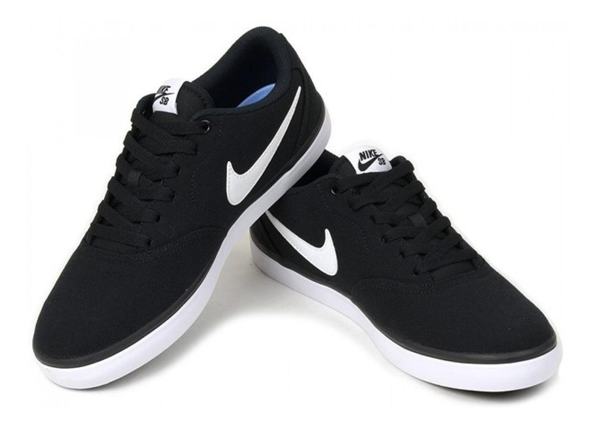 Zapatillas para Hombre Nike SB Check Solar Canvas 843896 001