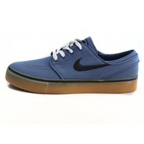 newest collection b504d e3397 Tenis Nike Sb Stefan Janoski Azul latex