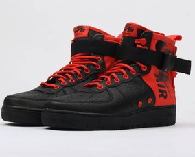 check out 3b665 472f4 Tenis Nike Sf Air Force 1 Mid #28.5cm Nuevos Y Originales