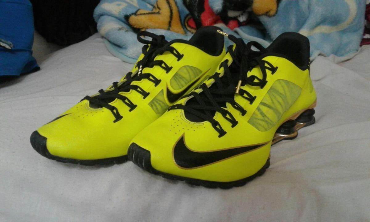b20ab3cb84 Tenis Nike Show Verde Top Original Na Caixa - R  379