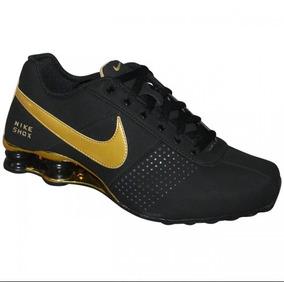 3b47d6330ed Tenis Nike Shox 4 Molas Masculino Feminino - Promoção! Corra