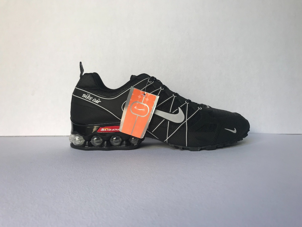 8719d6c4bbd35 ... italy tenis nike shox air ultra black and white. cargando zoom. cc334  bed53 ...