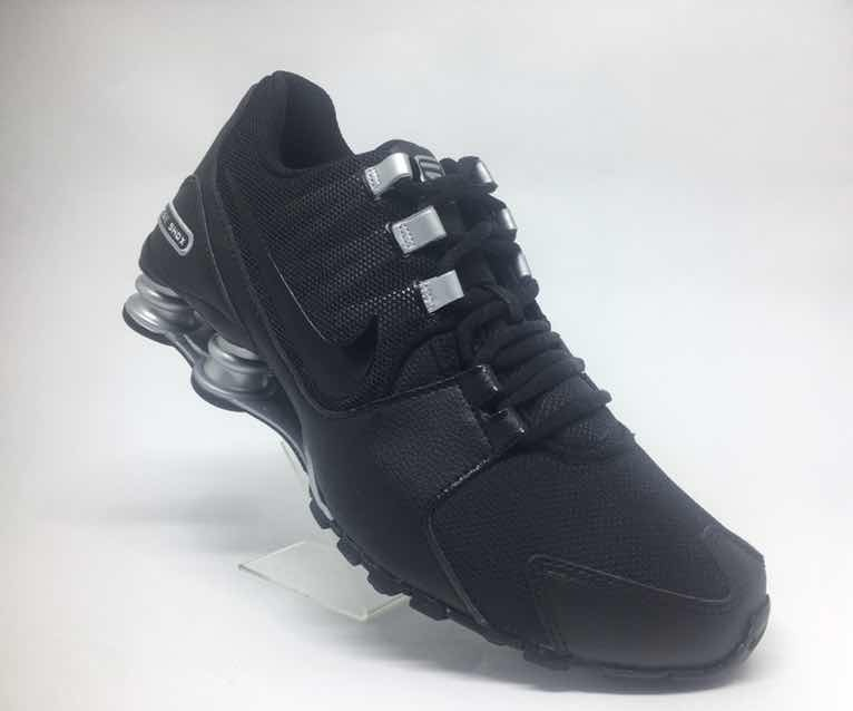 9d758722d11 Tenis Nike Shox Avenue Ltr Preto Original - R  559