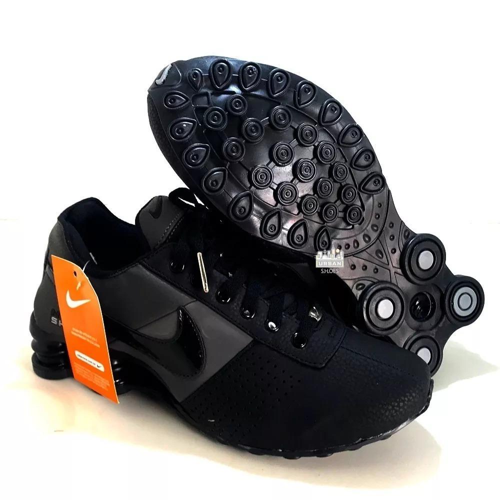 b0ba232b6d7 Tenis Nike Shox Classic 4 Molas Original Frete Gratis! - R  229