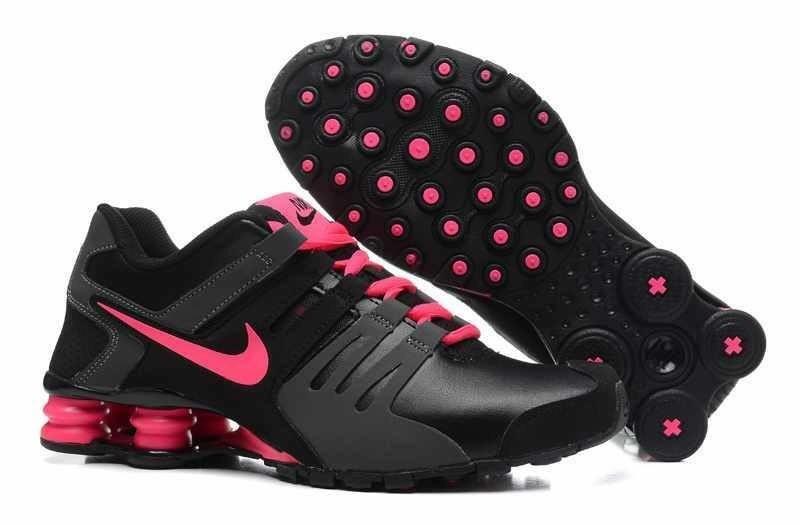zapatos nike shox dama