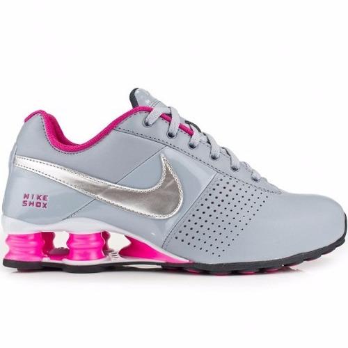 finest selection 2c751 0893e Tenis Nike Shox Deliver Feminino Original + Nota Fiscal - R  599,99 em  Mercado Livre