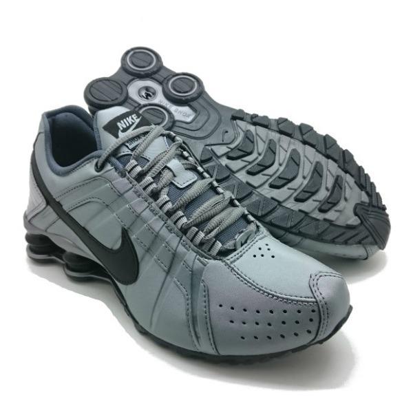 f8ba313706f Tenis Nike Shox Junior 4 Molas Masculino Promoção Original - R  129 ...