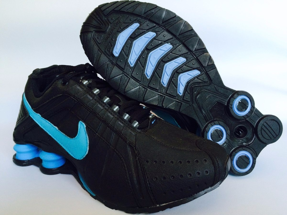 231b35fb9a7 Carregando zoom. Tenis Nike Shox Junior 4 Molas ...