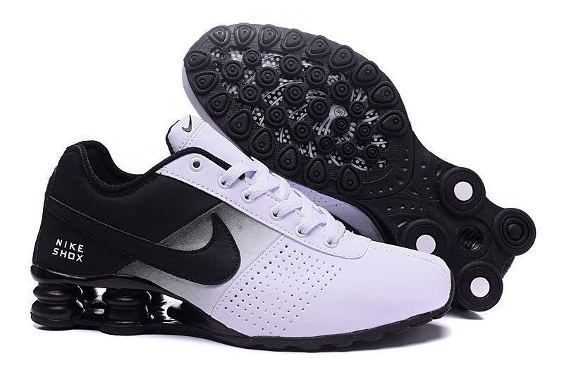 Nike Shox blanco