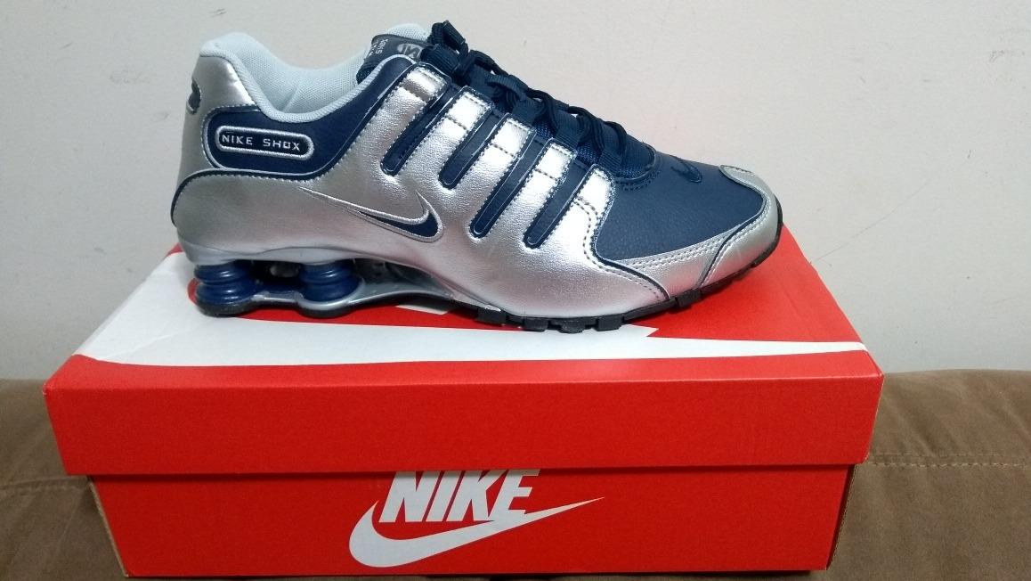 super quality great prices save off Tenis Nike Shox Nz 39 Original Lançamento