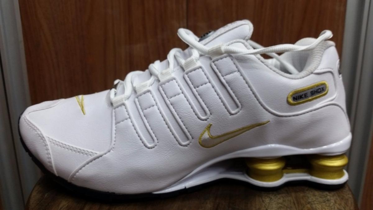 buy online e0a7b 9aea1 ... cheap tenis nike shox nz importado classic molas academia promoço.  carregando zoom. 9987c 42986
