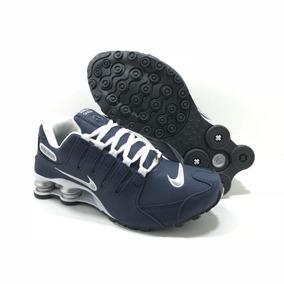 568e38ffd7638 Tenis Nike Shox Prata E Lilas, Roxo Feminino Tamanho 36 .37 ...