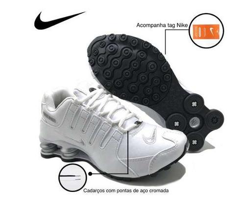 1056f3d657f Tag Nike Shox Nz Netshoes. Netshoes B66d5 016fe Tênis Nike Shox Nz Feminino  Original Carregando Zoom ...