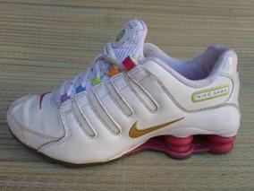 9b7b0751812fe Slive Nike Shox - Tênis, Usado no Mercado Livre Brasil