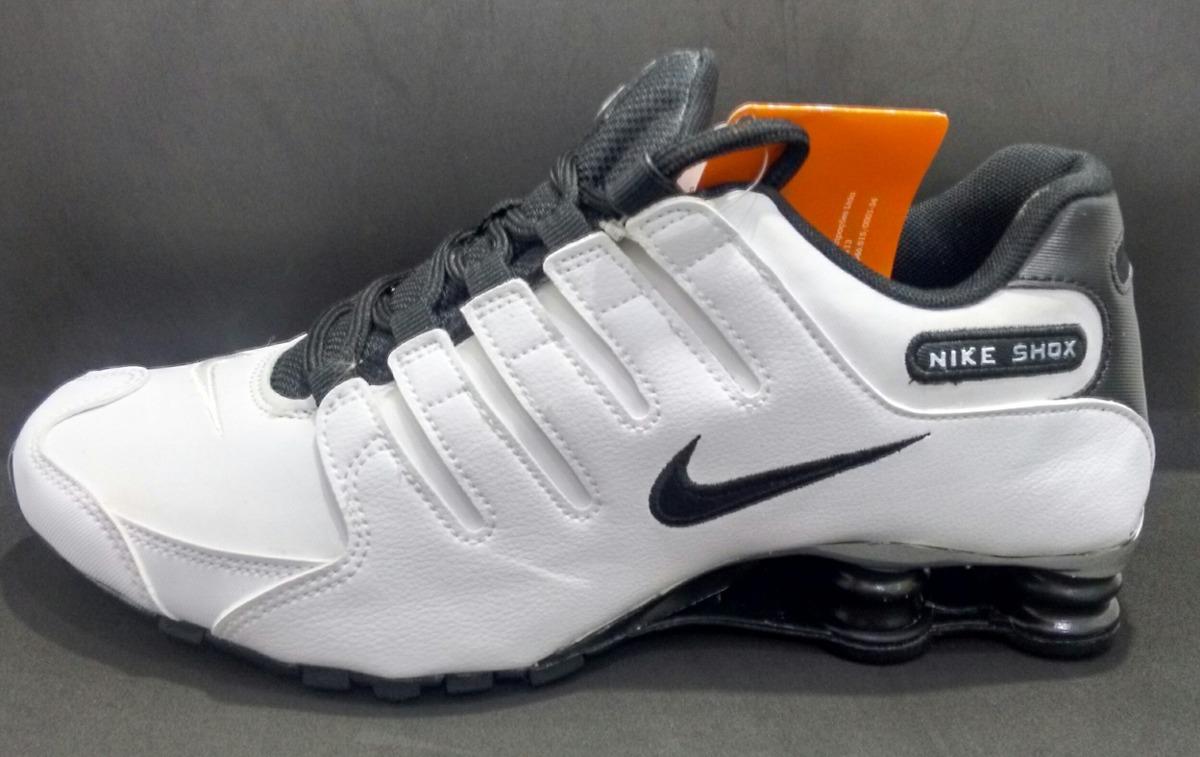 43d55a54835 tenis nike shox premium original com nota fiscal por 499.90. Carregando  zoom.