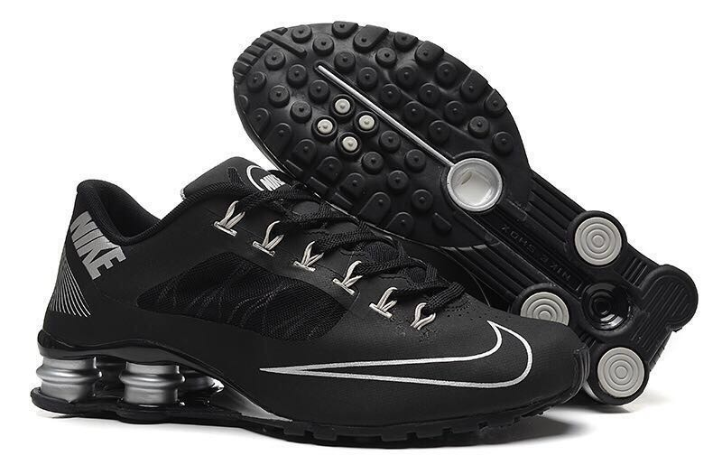new concept 0bf33 8b8cd ... tenis nike shox r4 superfly black total free.