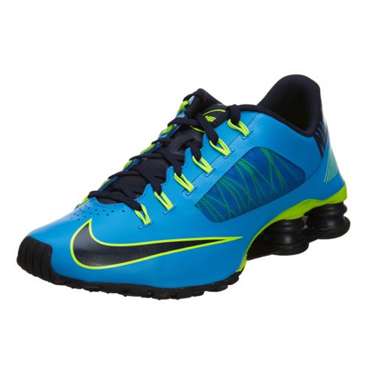 new style bb266 8119f ... tenis nike shox superfly r4 para hombre.