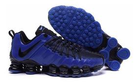 11969a49867b7 40 L 330 41 Caixa Tenis Nike - Tênis Nike Vermelho com o Melhores Preços no  Mercado Livre Brasil