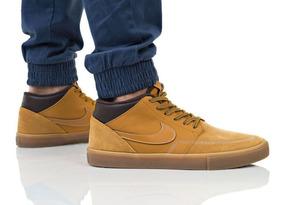 Zapatillas De Skate Nike Sb Portmore Lona Premium Hombre en