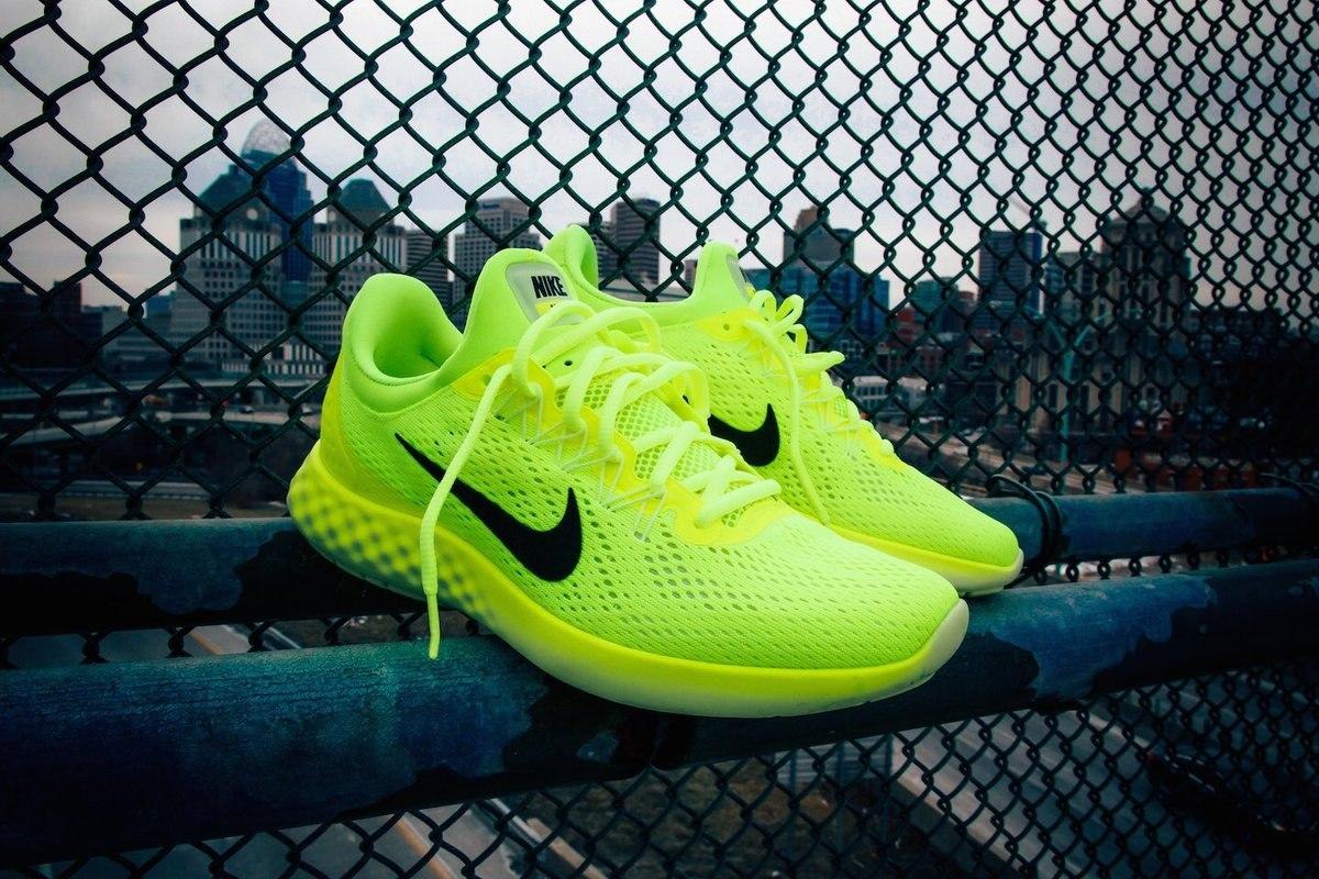 Tenis Nike Skylux Verde Hombre Originales -   359.900 en Mercado Libre 75cfed7472287