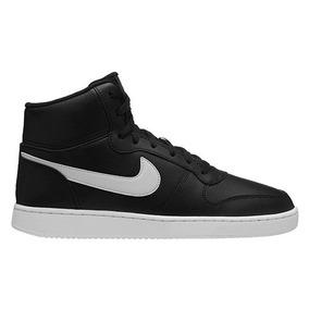 Negro Nike Dtt 86228 Sneaker Ebernon Sint Tenis Mujer Bota QdeWxroECB